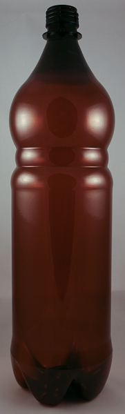 бутылка 1,5 литра BPF под пиво коричневая